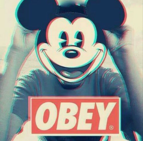mickey mouse obey wwwimgkidcom the image kid has it