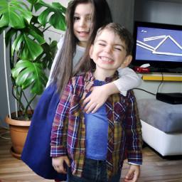 mychildren anush ara happy