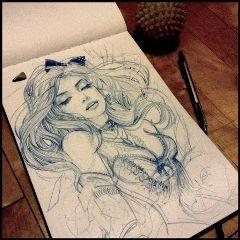 art creativity drawing