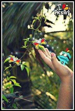 hdr nature picsart
