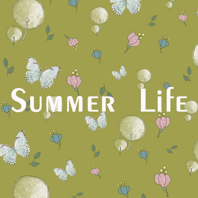 summer life backgrounds