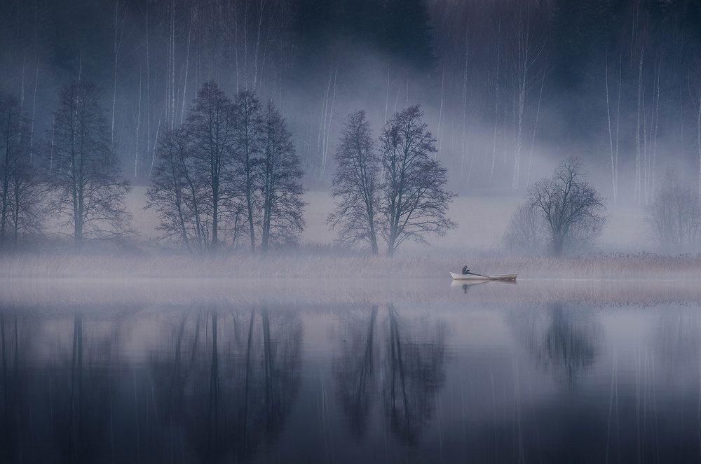 Finland landscape