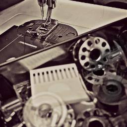 create sewingmachine
