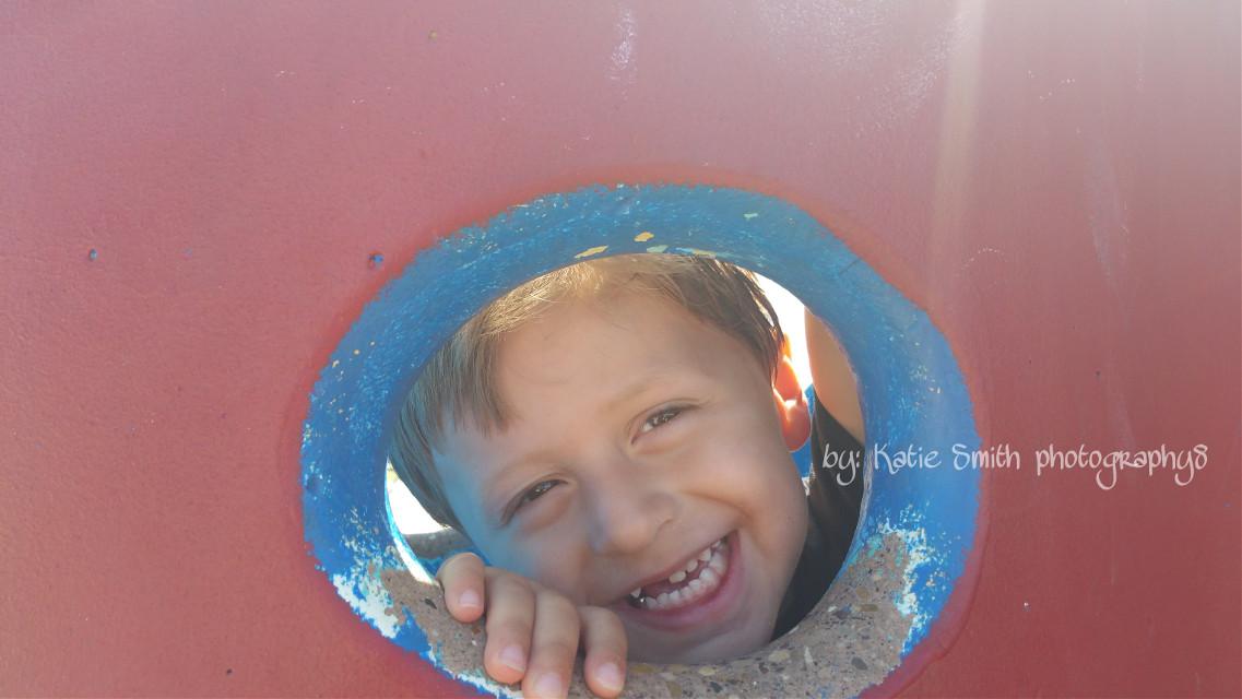 Tyler age 3