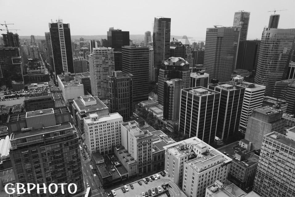 Harbour Centre views  @brandonpomeroycohen  #Vancouver  #Vancity  #Skyscrapers #HarbourCentre  #Waterfront  #Towers  #Photography