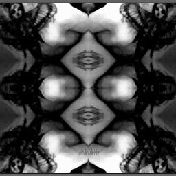 distorted mirrored darkart darkbeauty womenwithink