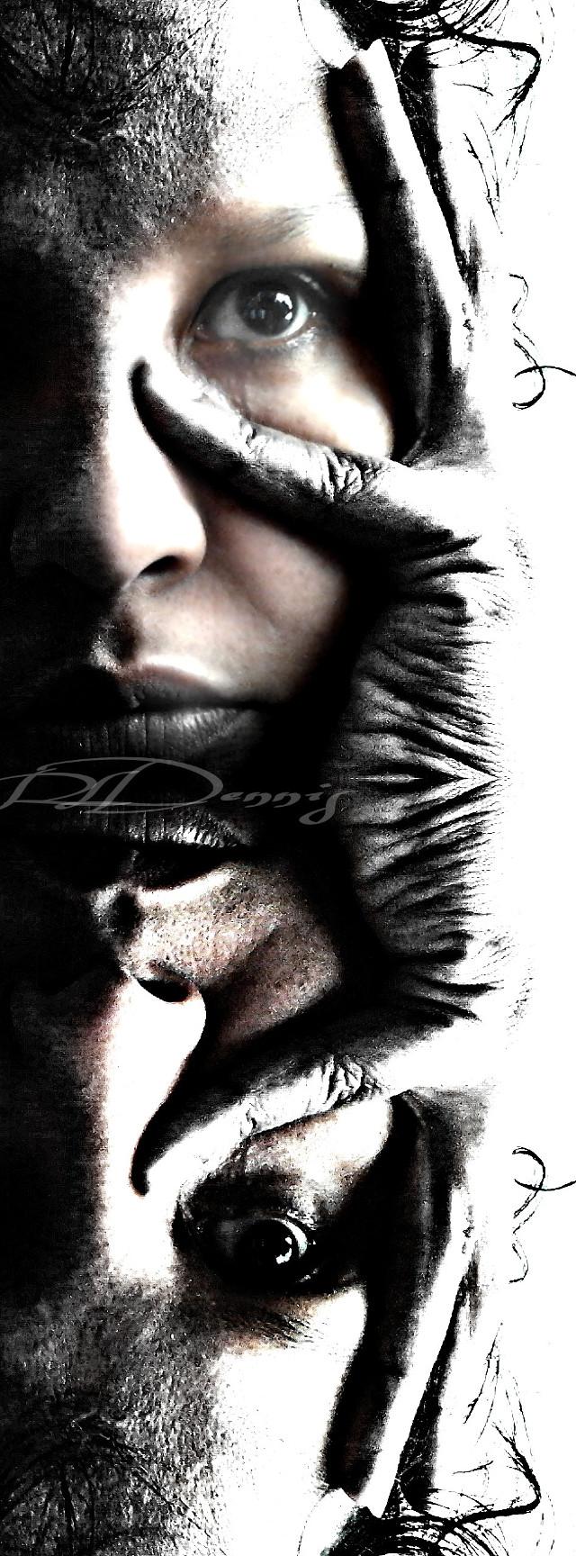 #blackandwhite #photography #artistic #artisticselfie #creativeselfie #darkselfie #me   The darkside of Me I only haunt at night