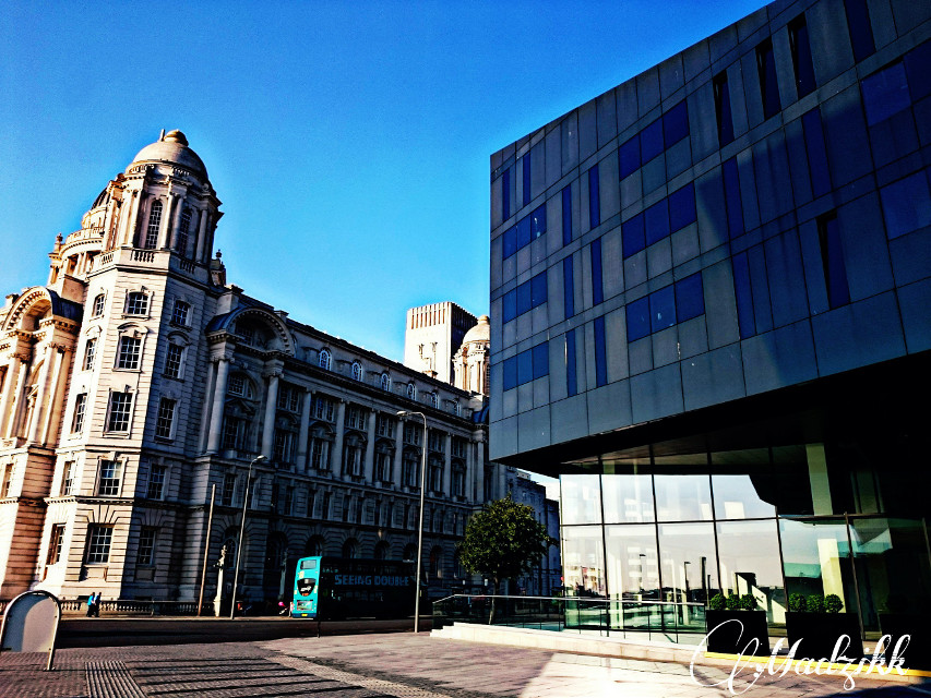 #colorful #hdr #people #photography #summer #travel #building #city #liverpool