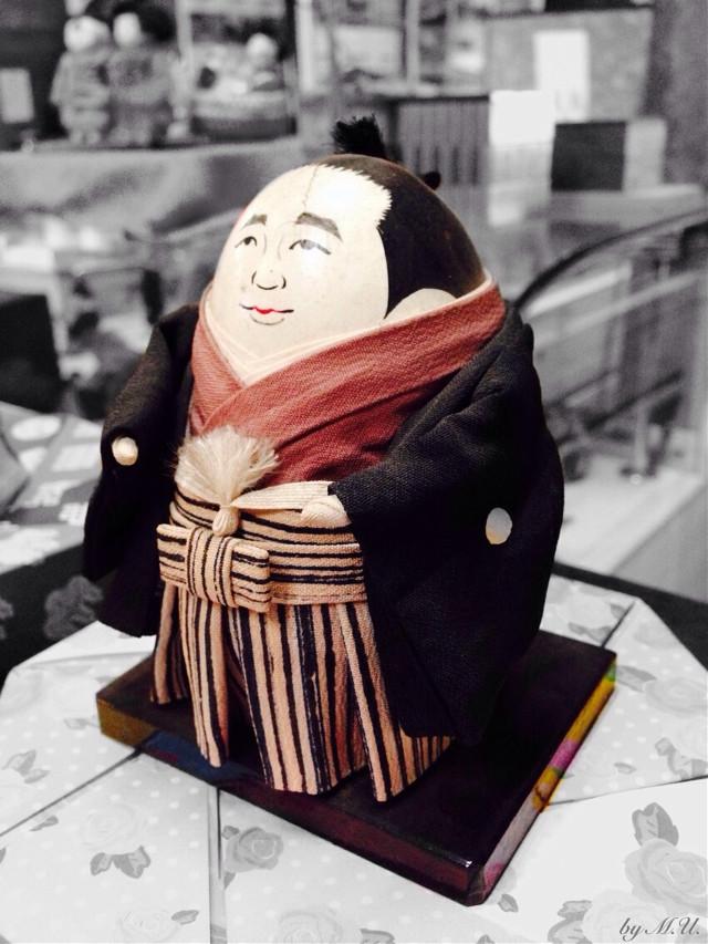 A strange vintage doll I found in a museum  Morioka city.  #weird  #strange  #vintage  #retro  #doll  #Morioka  #Japan #photography #egg #eggart
