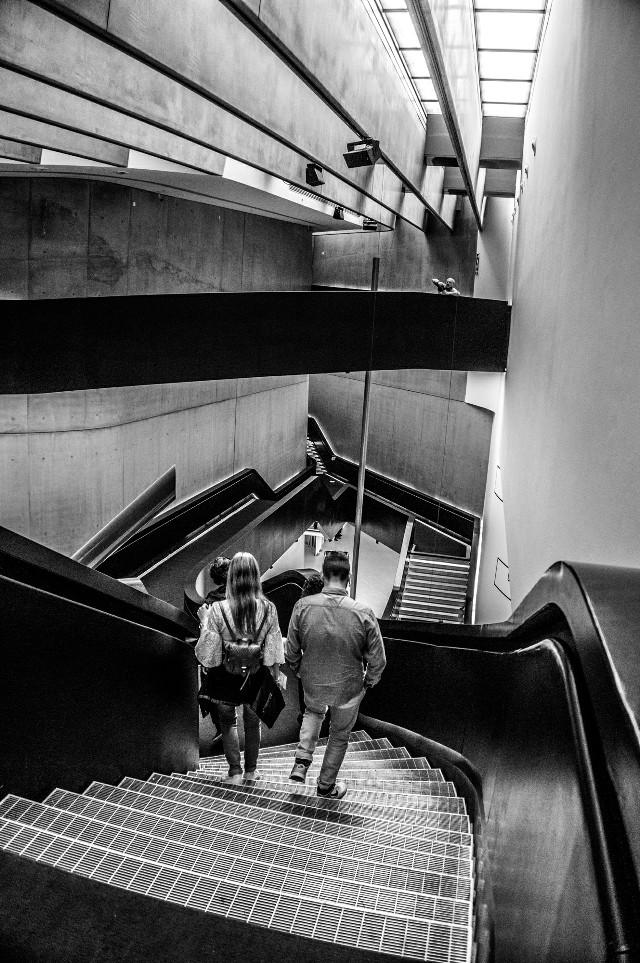 Rome. Black&white.  #blackandwhite #rome #monochrome #museum #street #photography