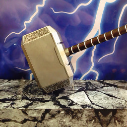 photography iphoneography mjolnir thor marvel
