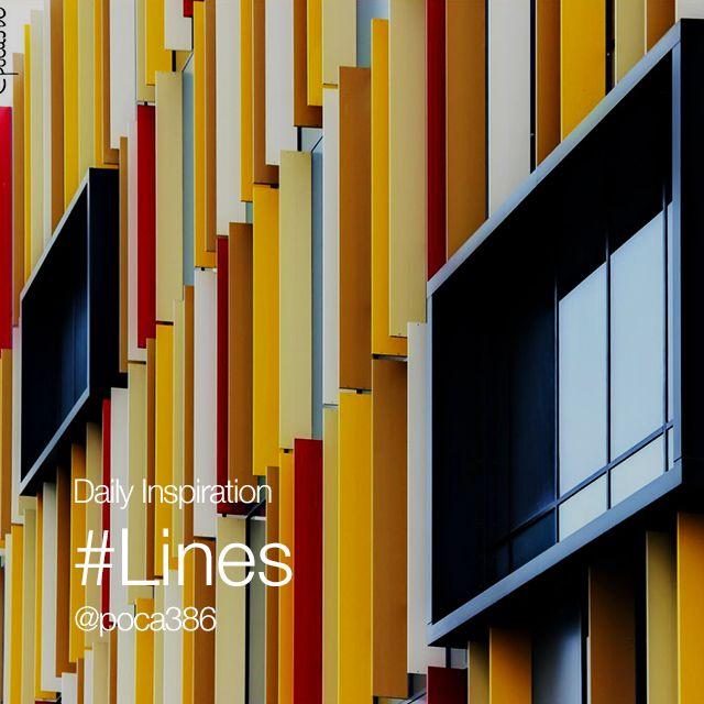 Saturday Inspiration #Lines
