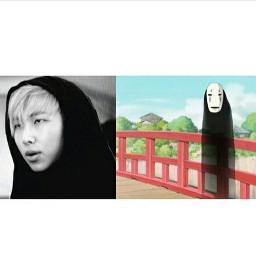 rapmon bangtanboys namjoon bts anime