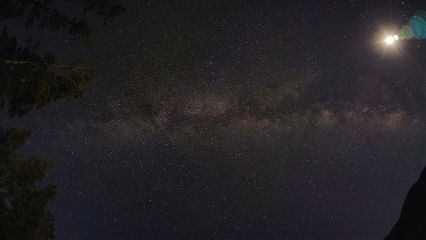 photography nature astrophotography stars milkyway