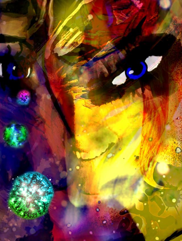 Roxy The woman from mars A roxjo art #PicsArt #rojo #roxyhart #roxjo #artforpeace #freedoom #artforfreedom