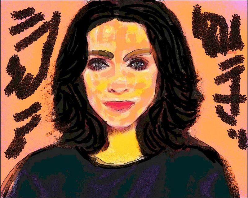 #Sketch #Digital #Artwork #Madonna